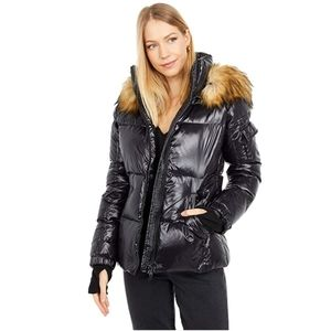 NEW S13 Kylie down puffer jacket